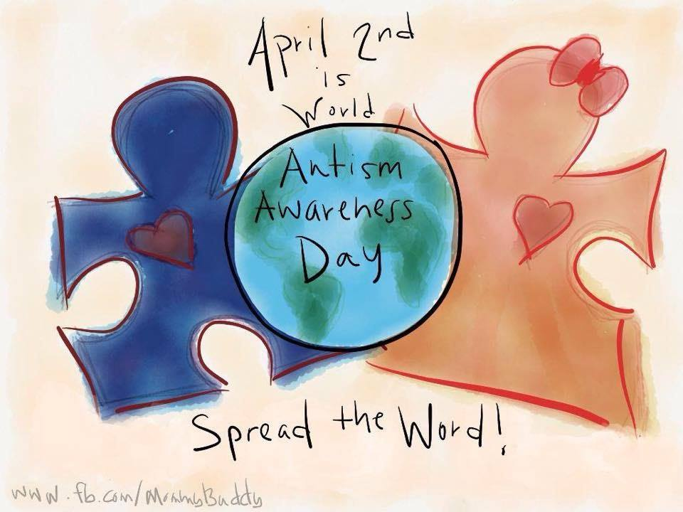 Open World Autism Awareness Month with a Bang!